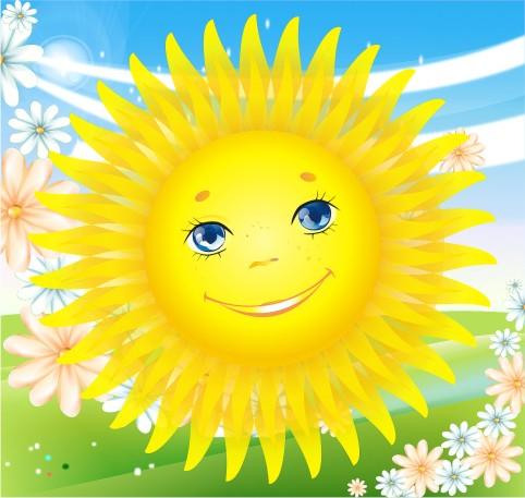 солнышко фото картинки